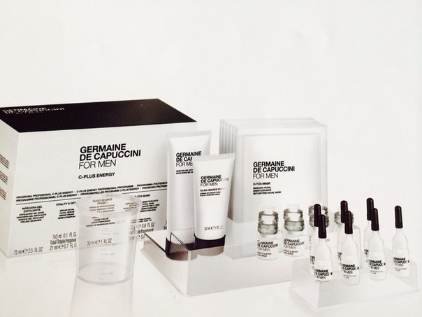 Germaine de capuccini-профессиональная косметика для лица и тела
